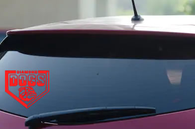 Diamond Dogs Logo Decal