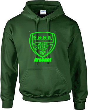 E.S.S.L. Soccer Club Heavy Blend Hooded Sweatshirts