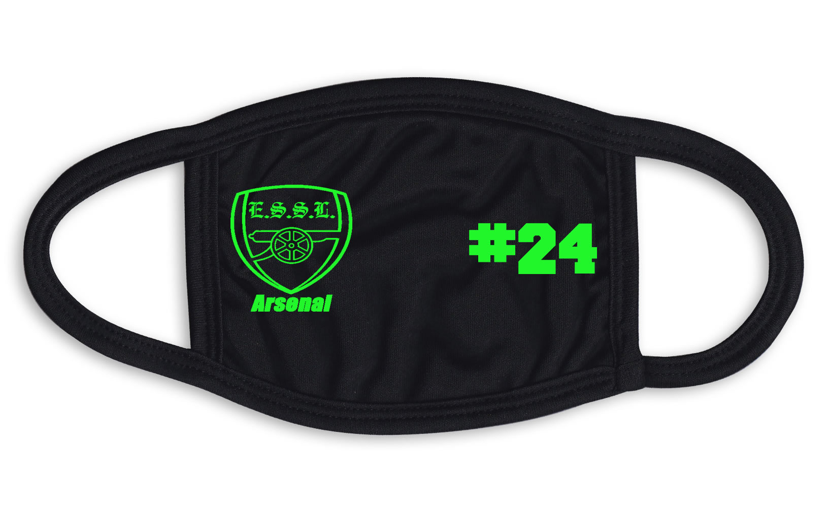 E.S.S.L. Soccer Face Mask