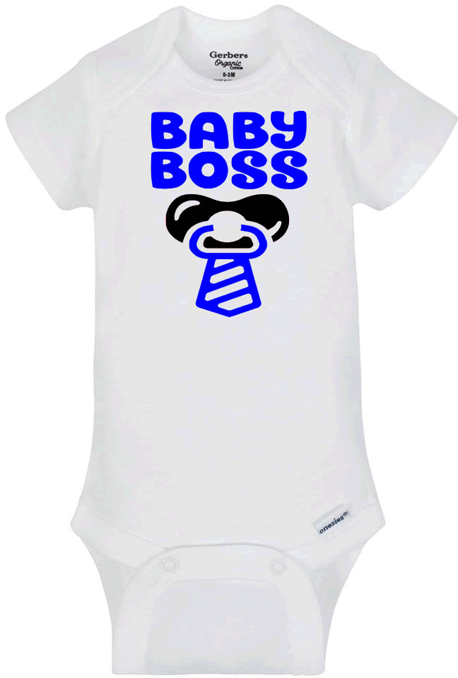 Baby Boss Infant Bodysuit