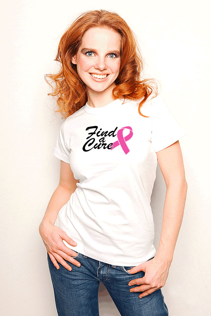 Find A Cure Breast Cancer Shirt
