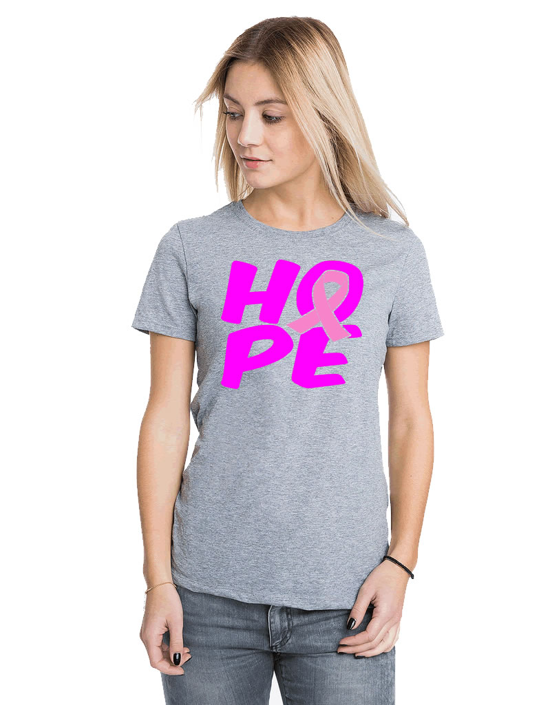 Hope Breast Cancer Shirt