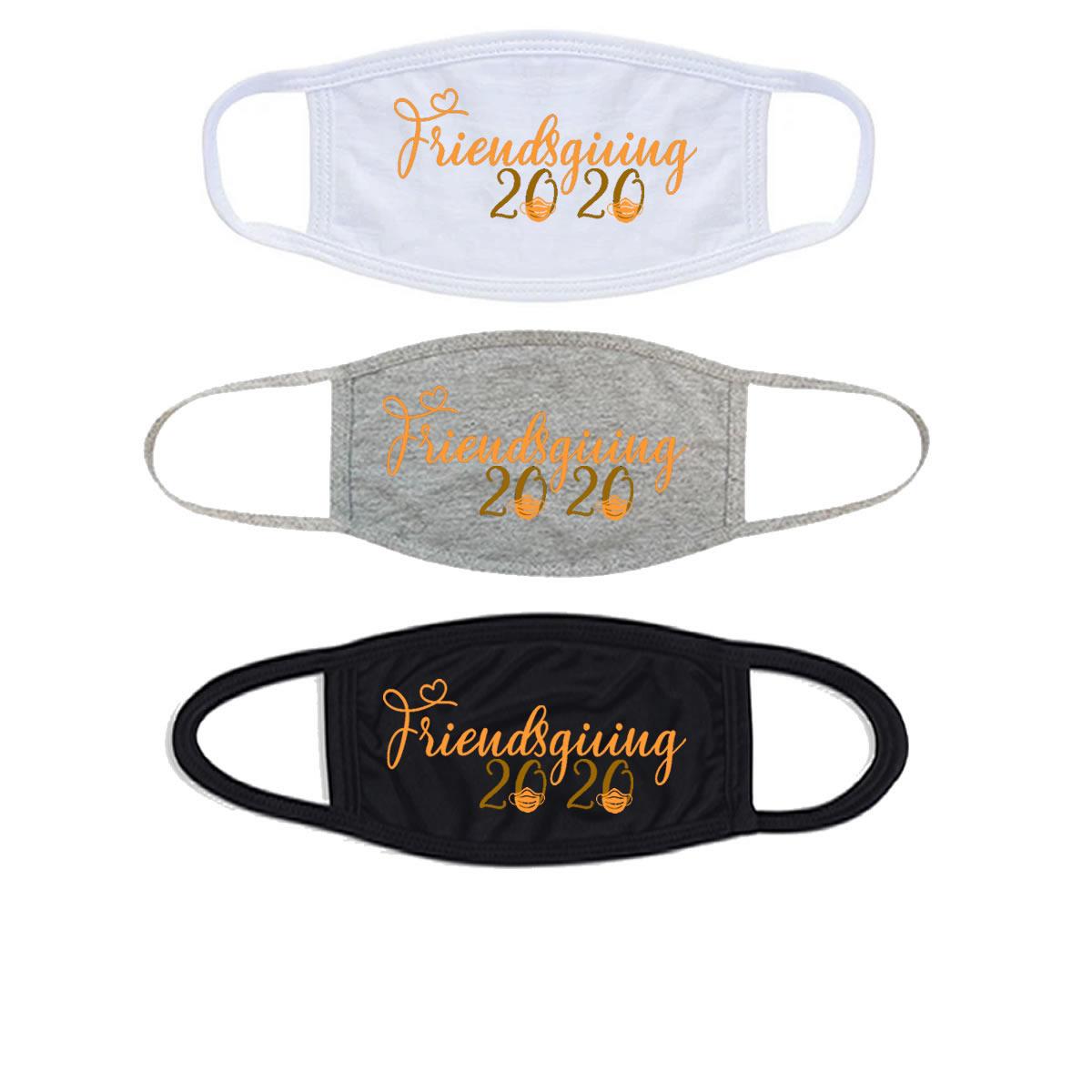 Friendsgiving 2020 Face Mask