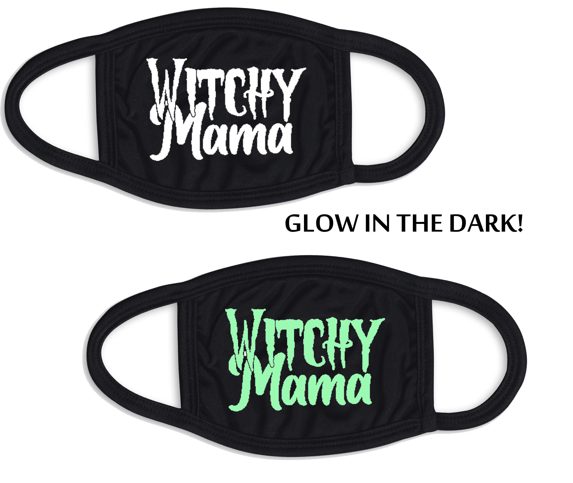 Witchy Mama Face Mask
