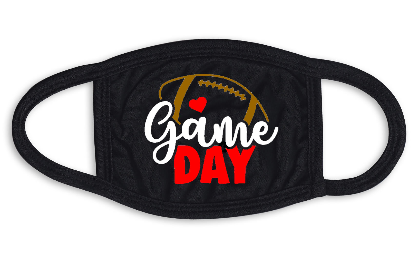 Game Day Face Mask