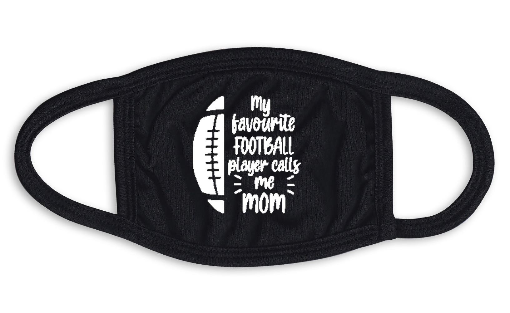 My Favorite Football Player Calls Me Mom
