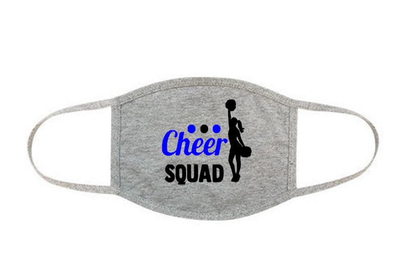 Cheer Squad Face Mask