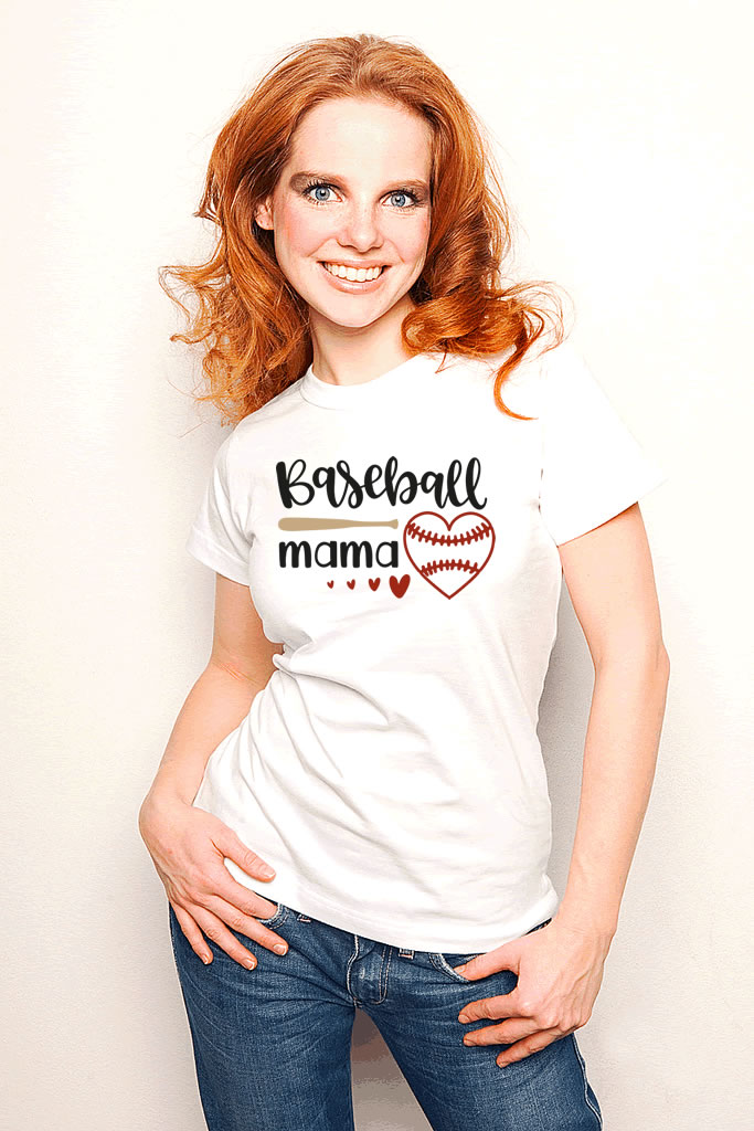 Baseball Mama Shirt