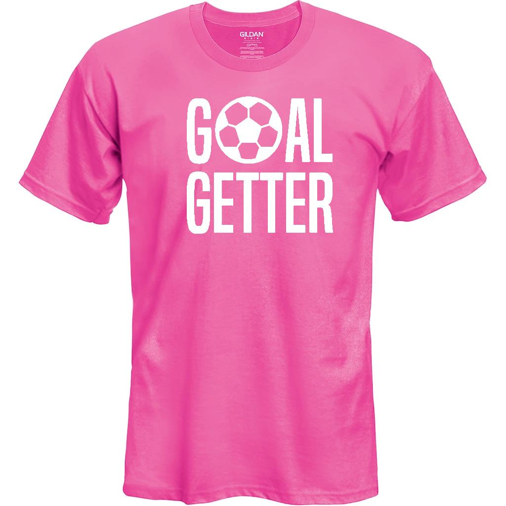 Goal Getter Soccer T-Shirt