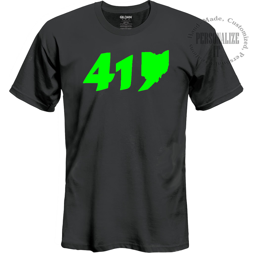 419 State of Ohio Shirt